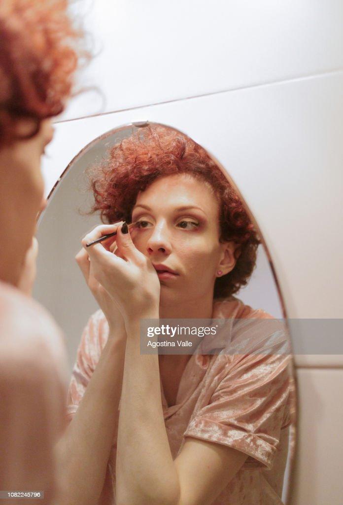 Make up : Stock Photo