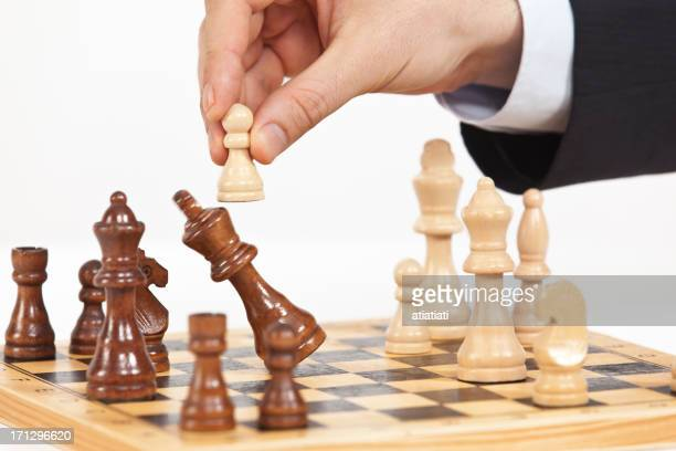 make your right move, checkmate