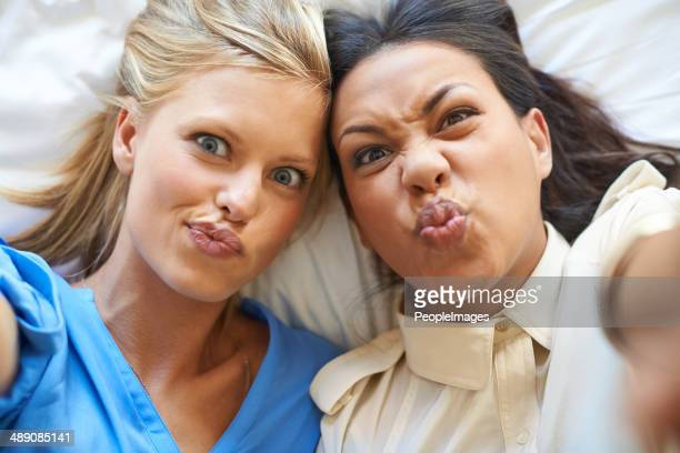 make-a-face time! - puckering stock photos and pictures