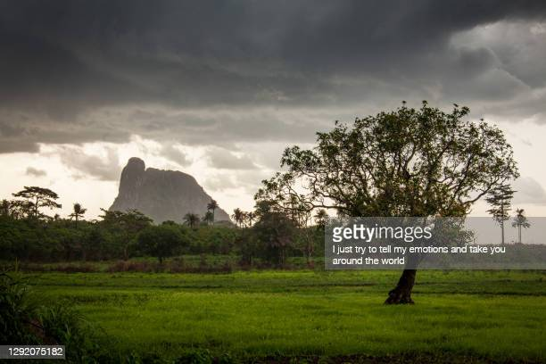 makeni, bombali - sierra leone, africa - country geographic area stock pictures, royalty-free photos & images