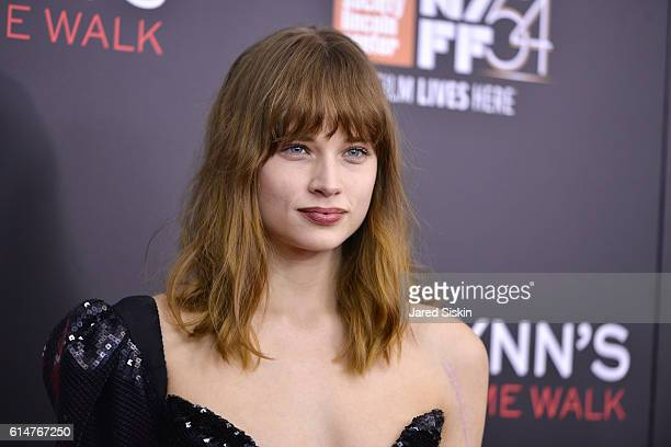 Makenzie Leigh attends the 54th New York Film Festival Billy Lynn's Long Halftime Walk Special World Premiere Presentation at AMC Lincoln Square...