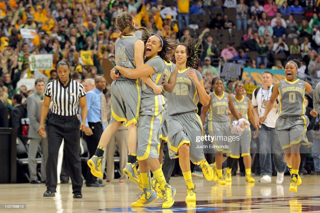 NCAA Women's Championship Game - Notre Dame v Baylor : News Photo