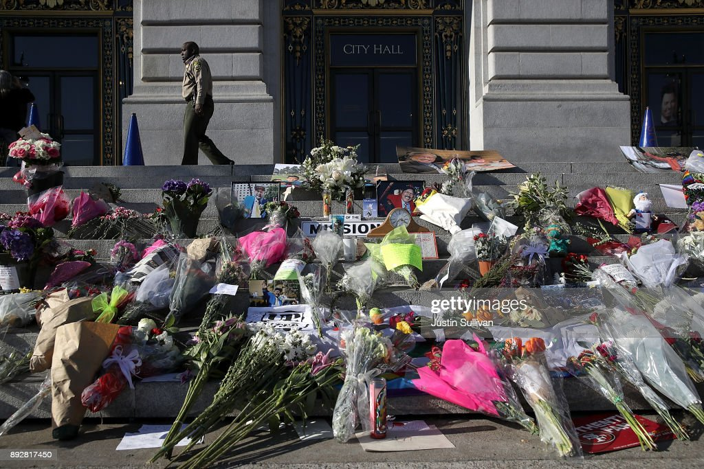 Memorial For Late San Francisco Mayor Ed Lee Continues To Grow