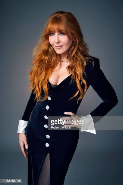 Make-up artist, and founder of her makeup and skincare brand, Charlotte Tilbury Beauty Ltd, Charlotte Tilbury is photographed for the Times magazine...