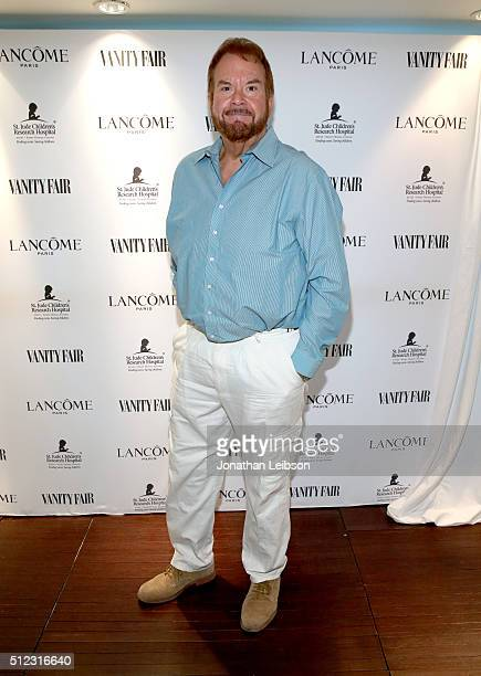 Makeup artist Barry Koper attends Vanity Fair Lancome And Clarisonic Makeup Artist Spa Day at SLS Hotel on February 25 2016 in Beverly Hills...