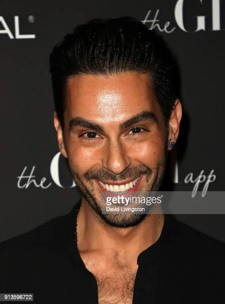 Makeup artist, hairstylist and the Glam App founder & CCO Joey Maalouf attends the Glam App Reloaded Launch Party at The Jeremy Hotel on February 2,...