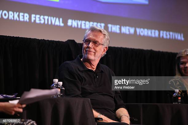 Makeup artist J. Roy Helland during The New Yorker Festival 2014 - Extreme Makeover with Greg Cannom, J. Roy Helland, and Robin Matthews, moderated...