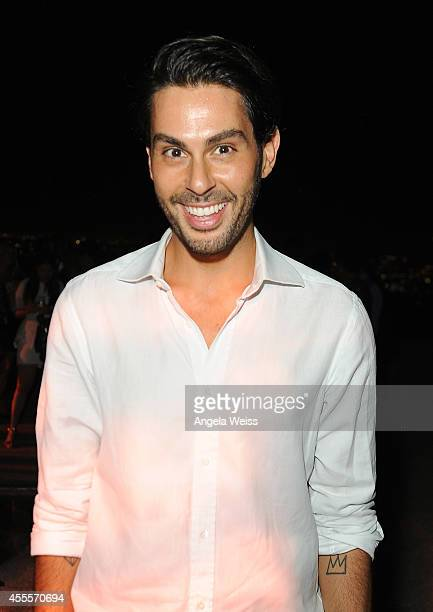 Makeup artist Joey Maalouf attends Kohl's celebration of the Juicy Couture launch Now Available at Stores Nationwide and Kohlscom held at a private...