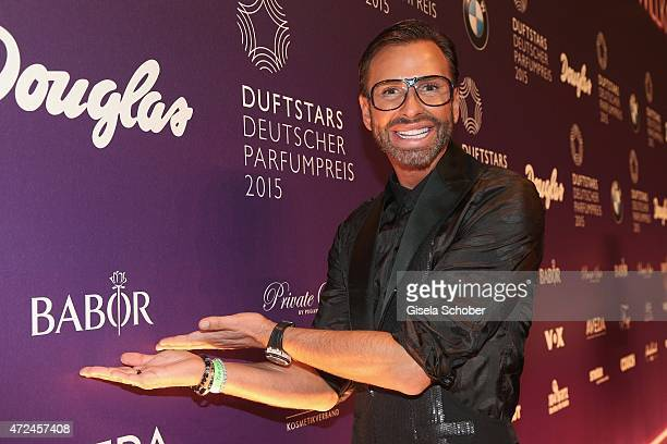 Makeup Artist of Babor Peter Schmidinger attends the Duftstars Award 2015 on May 7 2015 in Berlin Germany