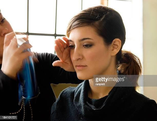 Makeup Artist (con movimento