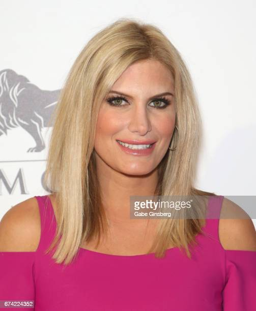"Makeup artist Rain Hannah attends Keep Memory Alive's 21st annual ""Power of Love Gala"" benefit for the Cleveland Clinic Lou Ruvo Center for Brain..."