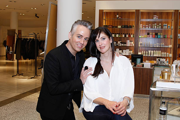 Barneys New York And Renee Parsons Host A Cocktail Event In Support