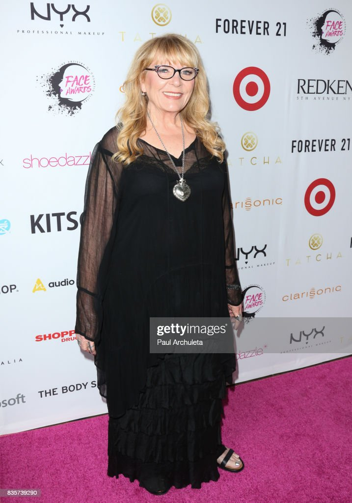 Makeup Artist Ve Neill attends the NYX Professional Makeup's 6th Annual FACE Awards at The Shrine Auditorium on August 19, 2017 in Los Angeles, California.
