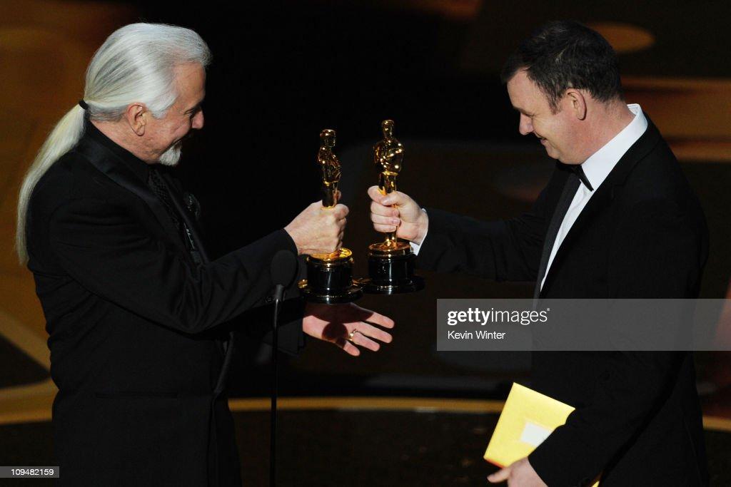 83rd Annual Academy Awards - Show
