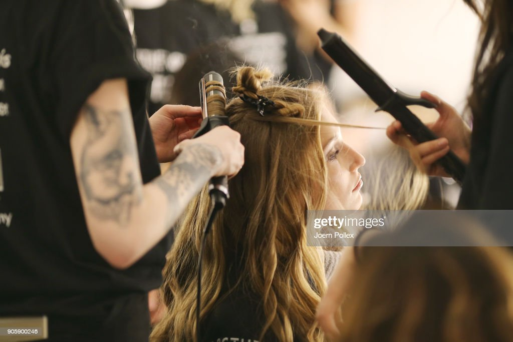 Sportalm Backstage - MBFW Berlin January 2018