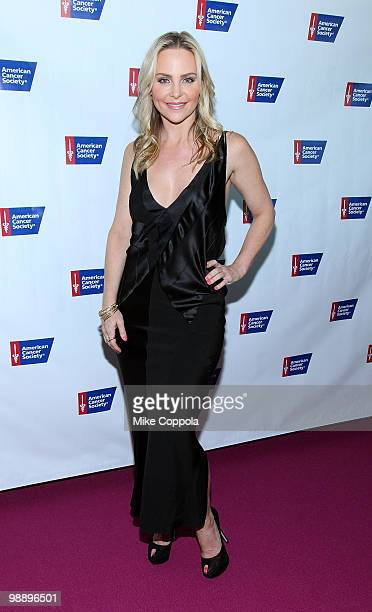 Makeup artist/television personality Carmindy Bowyer attends The American Cancer Society's 2010 Pink and Black Tie Gala at Steiner Studios on May 6,...