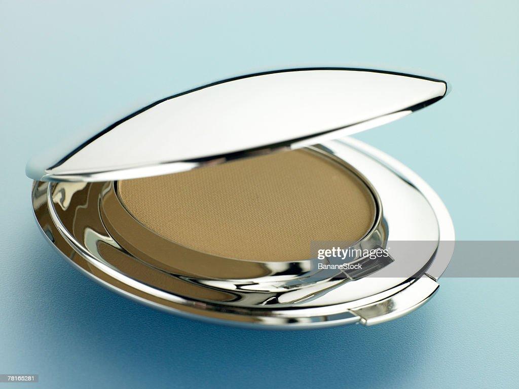 Makeup compact : Stock Photo