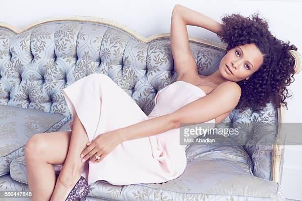 Thandie Newton, Red Magazine, November 1, 2013