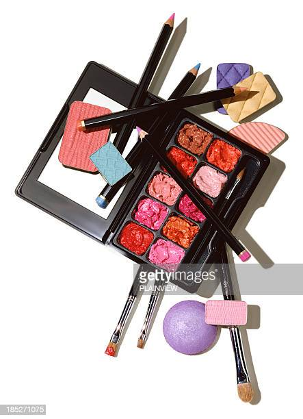 make-up - stage make up stock photos and pictures