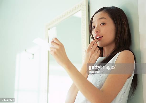 Make-up Scene