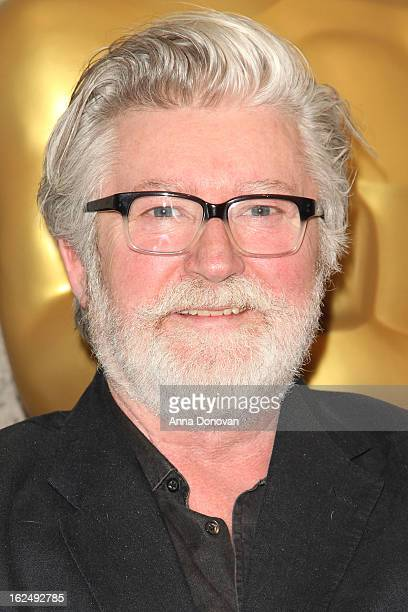 Makeup/Hairstylist Peter Swords King attends The Academy Of Motion Picture Arts And Sciences Presents Oscar Celebrates Makeup And Hairstyling at the...