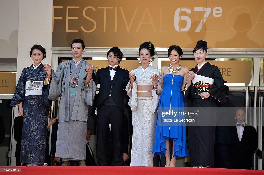 """""""Futatsume No Mado"""" Premiere - The 67th Annual Cannes Film Festival"""