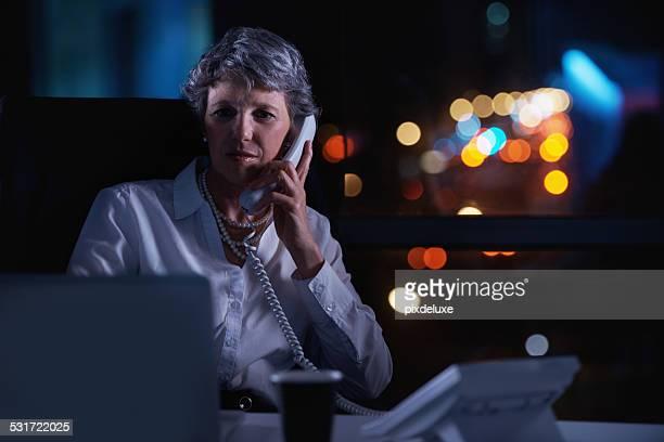 Faire un dernier appel avant de rentrer chez vous