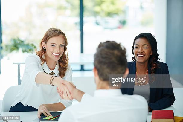 Making a memorable first impression