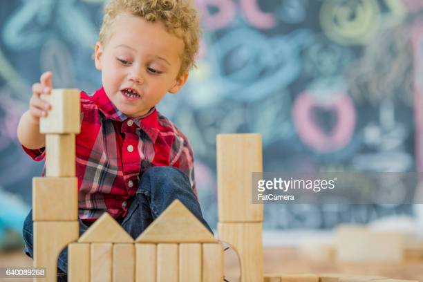 Making a Wooden Castle