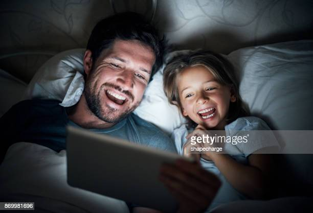 Making bedtime fun time with wireless technology