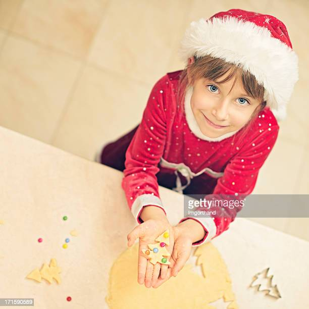 making christmas cookies - imgorthand stock photos and pictures