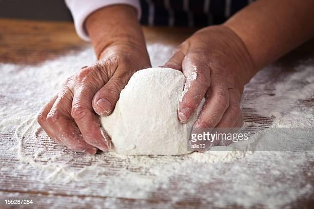 La Pâte à pétrir