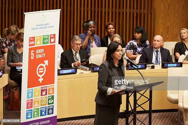 Making every woman and girl count Launch of a PublicPrivate Partnership to close gender data gaps for Sustainable Development Goals monitoring and...