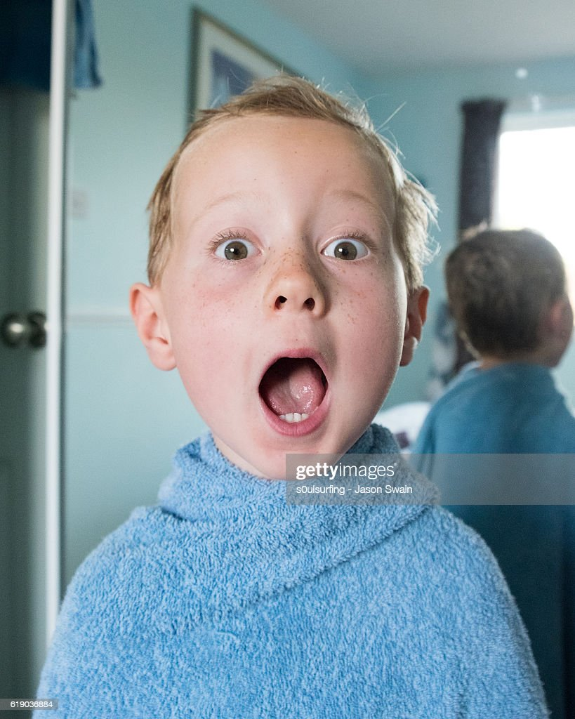 making faces : Stock Photo