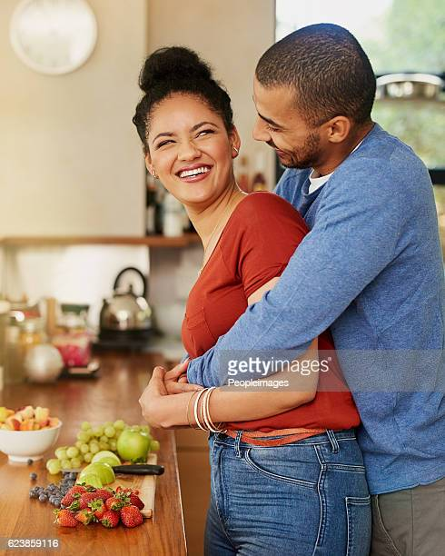 making healthy choices as a couple - interracial wife photos stock photos and pictures
