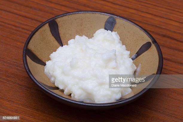 Making kefir at home