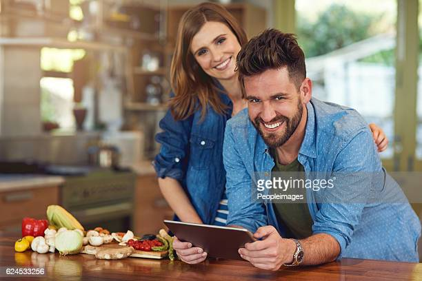 Making meal planning a breeze with modern technology