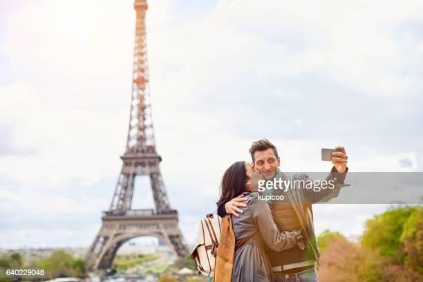 Making memories in Paris