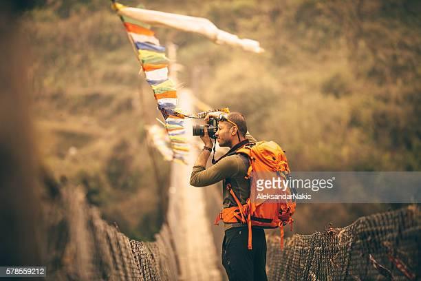 Making memories of beautiful Nepal