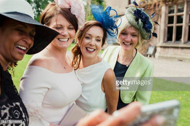 making memories - fascinator stock pictures, royalty-free photos & images
