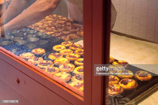 making of Pastel de Nata, Porto, Portugal