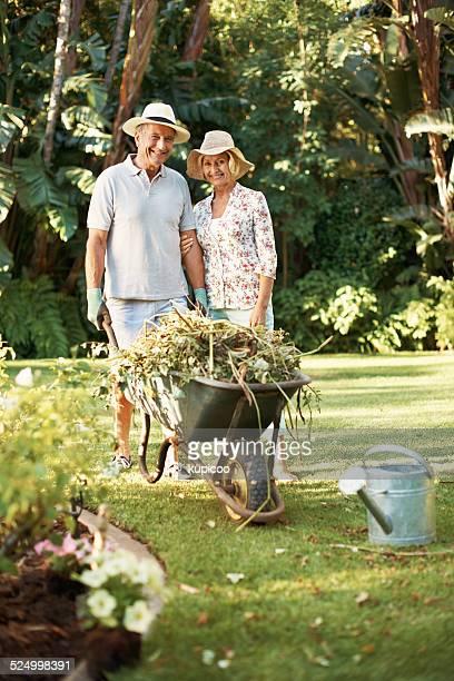 Fait de notre magnifique jardin de quelque chose à voir
