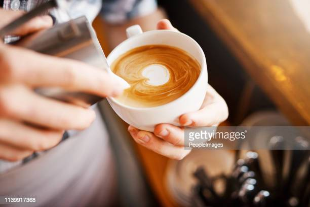 making pictures - mocha stock photos and pictures