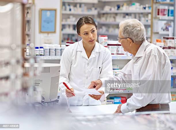 Making prescriptions a little less overwhelming