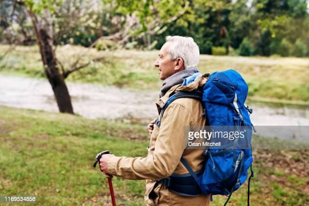 att göra pensionering ett stort äventyr - brook mitchell bildbanksfoton och bilder