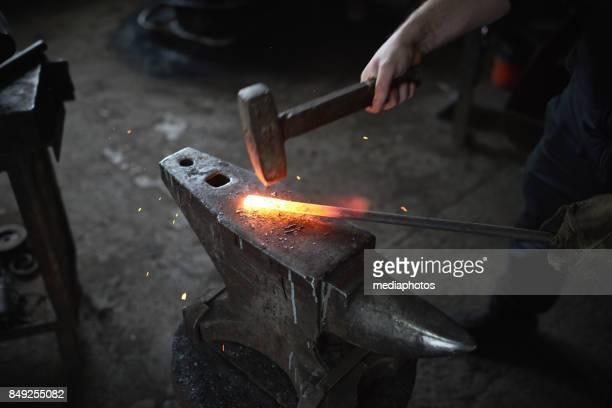 Making shape of metal