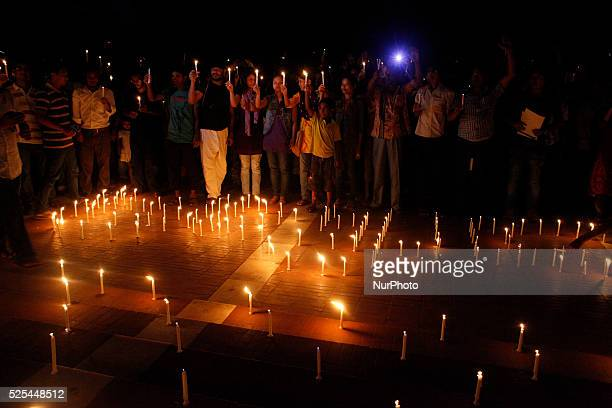 Making slogan quotquotIndigenous peoples rights freedom bridgequotquot Indigenous People of Bangladesh celebrate the International Day of the World's...