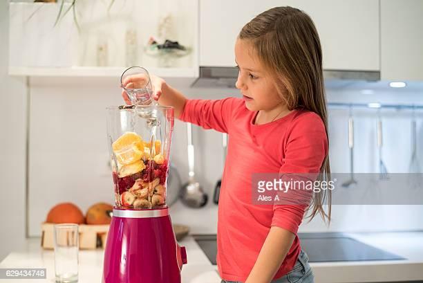 Machen smoothie