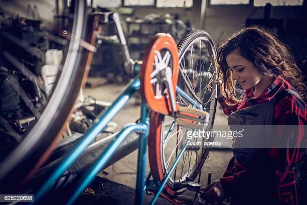 Einige Anpassungen an ihre Fahrrad