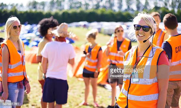 making sure the event goes off without a hitch - event stock pictures, royalty-free photos & images